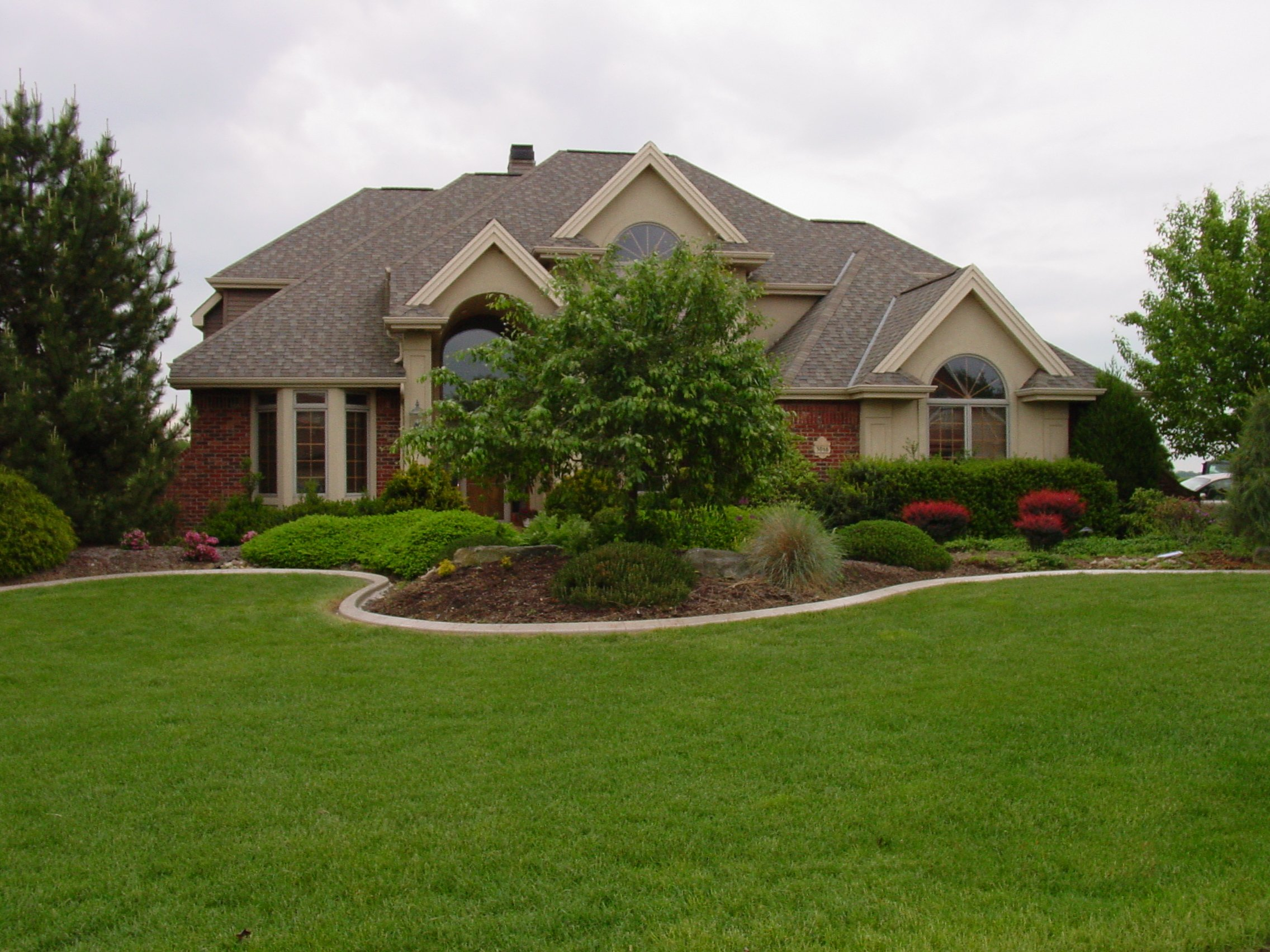 2014 fall landscaping trends in florida curb appeal for House landscape